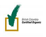 British Columbia Certified Organic